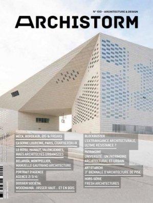 Archistorm N° 100, janvier-février 2020 - Archistorm - 3663322108747 -