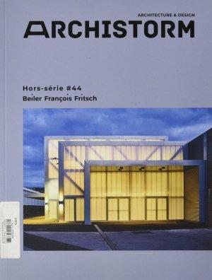 Archistorm Hors-série N° 44, juillet 2020 - Archistorm - 3663322111761 -
