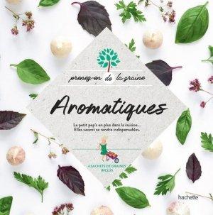 Aromatiques - hachette - 9782017040910 -
