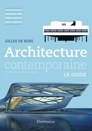 Architecture contemporaine - flammarion - 9782081343856 -