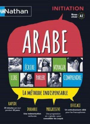 Arabe initiation - Nathan - 9782098118263 -