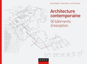 Architecture contemporaine - dunod - 9782100728565 -