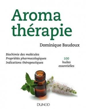 Aromathérapie - dunod - 9782100754557