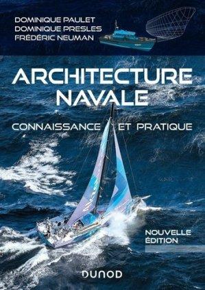 Architecture navale - Connaissance et pratique - dunod - 9782100795529 -