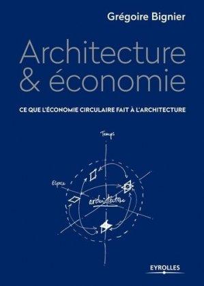 Architecture & économie - Eyrolles - 9782212676280 -