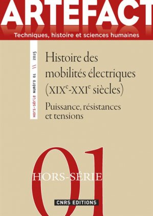 Artefact Hors-série N° 1/2015 - cnrs - 9782271081551 -