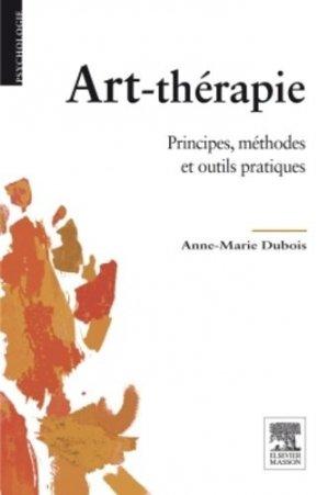 Art-thérapie - elsevier / masson - 9782294724633