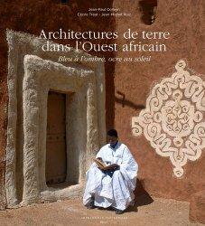 Architectures de terre dans l'Ouest africain - actes sud  - 9782330047924 -