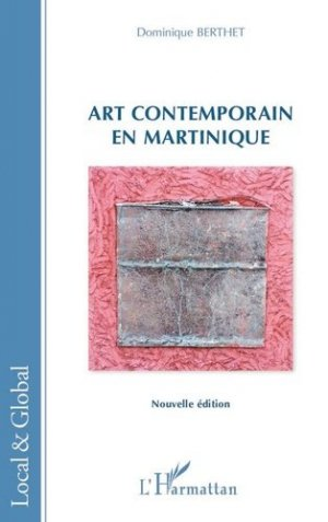 Art contemporain en Martinique - l'harmattan - 9782343194479 -