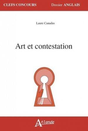 Art et contestation - atlande - 9782350306964 -