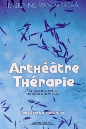 Arthéâtre thérapie - dorval - 9782351071229 -