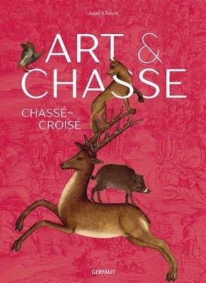 Art & chasse - gerfaut - 9782351911785 -
