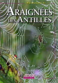 Araignées des Antilles - plb - 9782353650064 -