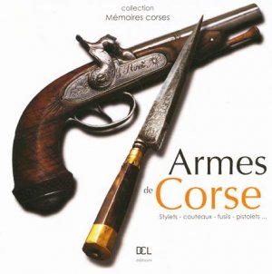 Armes de Corse - dcl - 9782354160487 -
