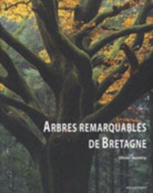 Arbres remarquables de Bretagne - palantines - 9782356780270
