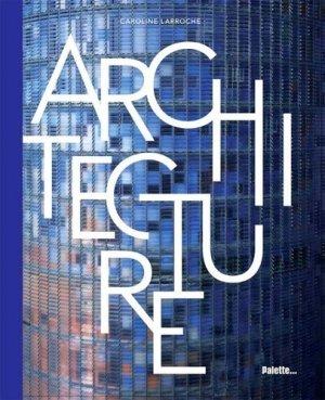 Architecture - palette - 9782358321051 -