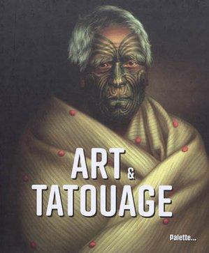 Art & tatouage - palette - 9782358322898 -