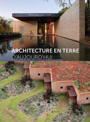 Architecture en terre d'aujourd'hui - museo  - 9782373750096 -
