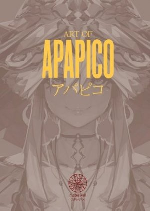 Art of Apapico - Noeve - 9782490676286 -