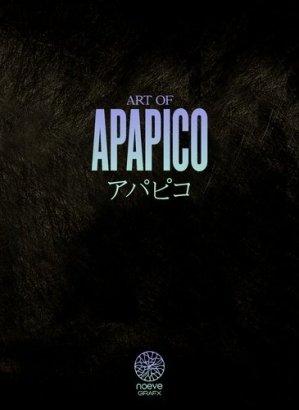 Art of Apapico - Noeve - 9782490676293 -