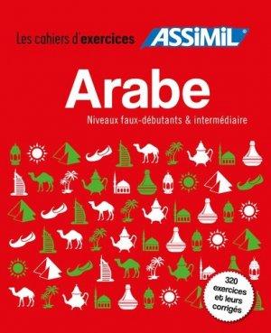Arabe - Coffret faux-débutants & intermédiaire - assimil - 9782700508666 -