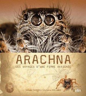 Arachna - belin - 9782701155562