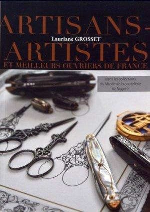 Artisans artistes et mof - crepin leblond - 9782703004226 -