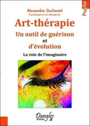 Art-thérapie - dangles - 9782703309864 -