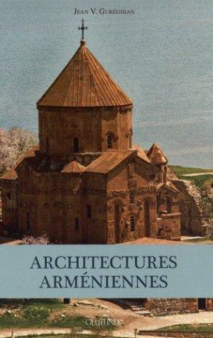 Architectures arméniennes - Librairie orientaliste Paul Geuthner - 9782705339340 -