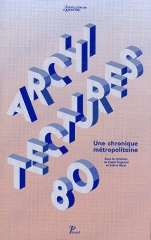 Architectures 80 - picard - 9782708408944 -