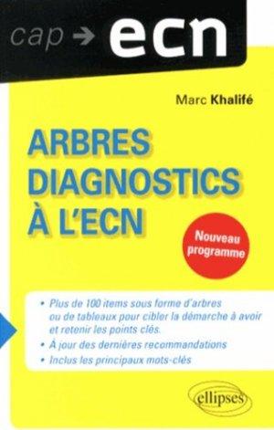 Arbres diagnostics à l'ECN - ellipses - 9782729881115 -