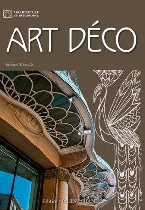Art déco - ouest-france - 9782737367809 -