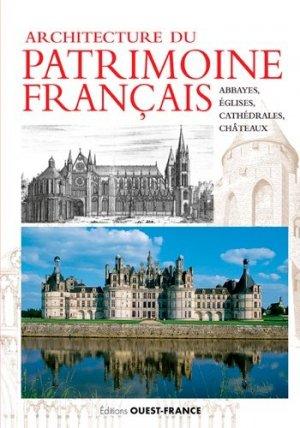 Architecture du patrimoine français - ouest-france - 9782737376115 -