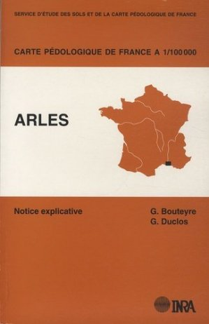 Arles - inra  - 9782738005649 -