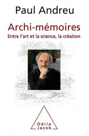 Archi-mémoires - odile jacob - 9782738129512 -
