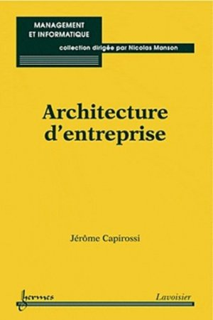 Architecture d'entreprise - Hermes Science Publications - 9782746229808 -