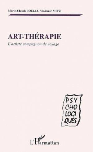 Art-thérapie - l'harmattan - 9782747546003 -