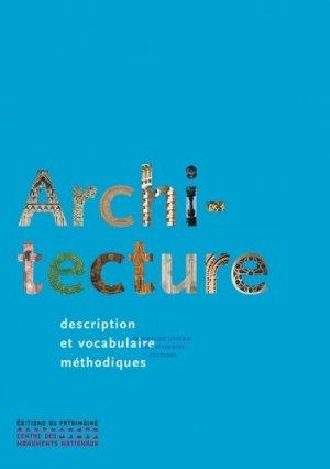 Architecture - du patrimoine - 9782757701249 -