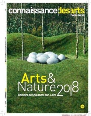 Arts & nature 2018 - connaissance des arts - 9782758008330