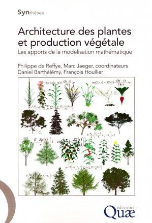 Architecture des plantes et production végétale - quae - 9782759226207 -