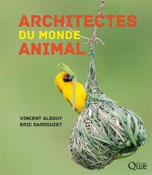 Architectes du monde animal - quae - 9782759232154 -