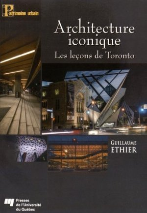 Architecture iconique - presses de l'universite du quebec - 9782760542426 -