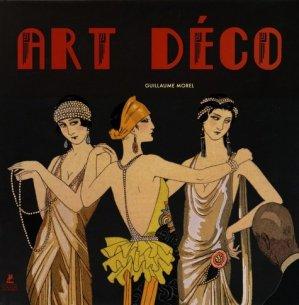 Art déco - place des victoires - 9782809913224 -