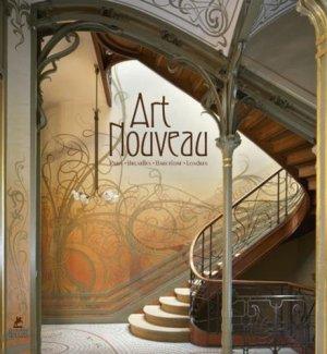Art Nouveau - Place des Victoires - 9782809916393 -