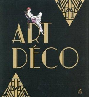 Art déco - Place des Victoires - 9782809916546 -