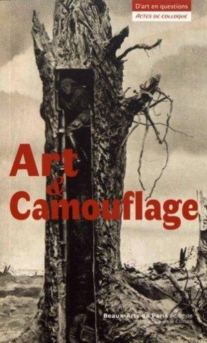 Art & Camouflage - ENSBA - 9782840566113 -
