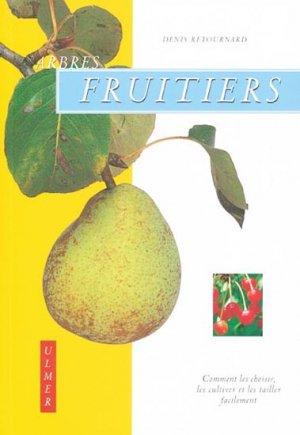 Arbres fruitiers - ulmer - 9782841381548 -