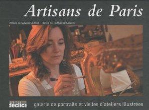 Artisans de Paris - Editions Déclics - 9782847681888 -