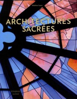 Architectures sacrées - citadelles et mazenod - 9782850886843 -