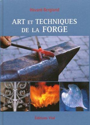 Art et techniques de la forge - vial - 9782851010971 -